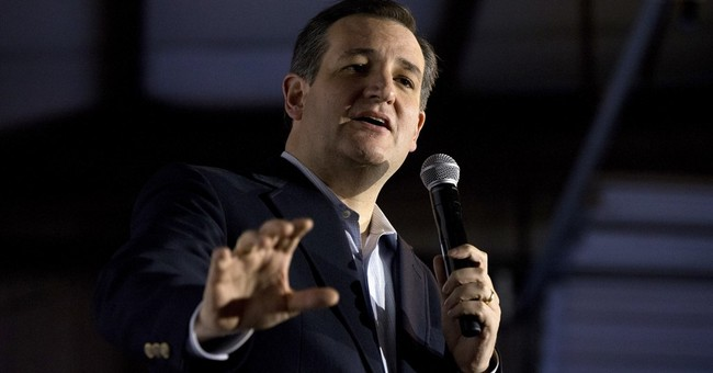 "Cruz: ""The Washington Cartel is in Full Terror"""