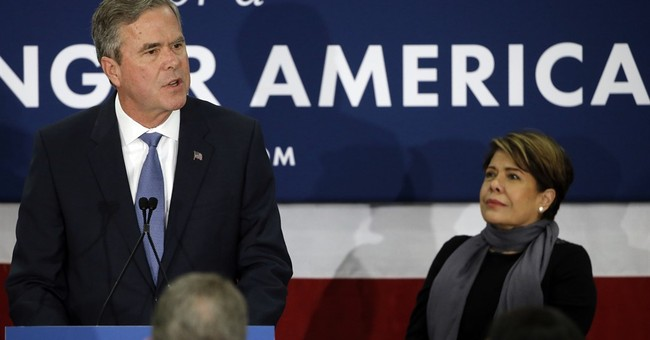 Bush Uprooted, or the Ebbing of Jeb
