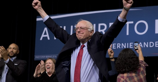 Can Sanders Bern Through Clinton's Firewall To Clinch The Democratic Nomination?