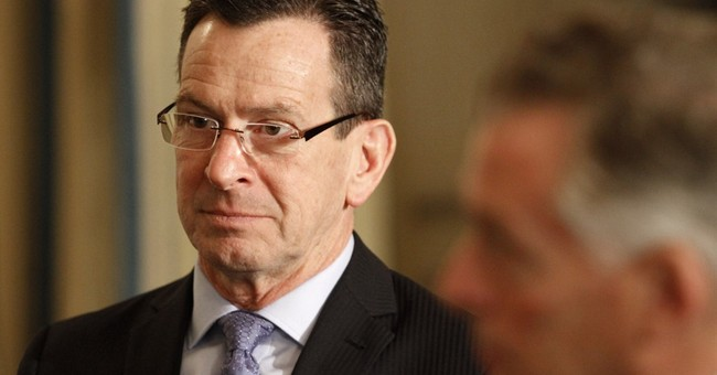 Down On Malloy: Connecticut Governor Hits Record Low Approval Ratings