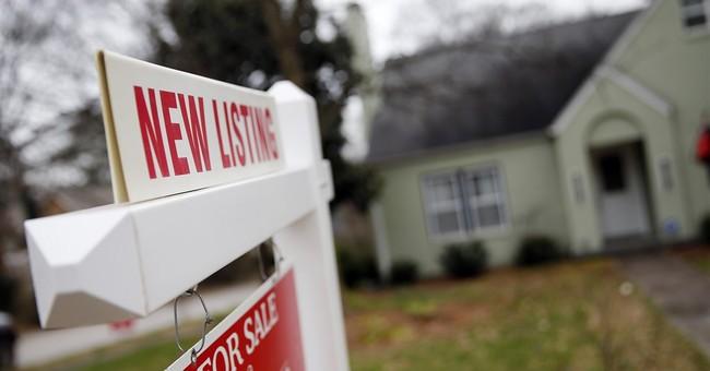 Is Housing Going Bust?  It Looks Like It.