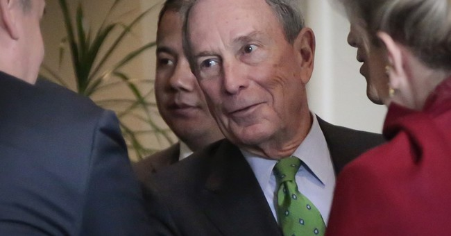 Looks Like Bloomberg Won't Be Running for President After All