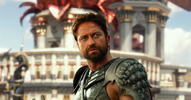 The Gods of Egypt
