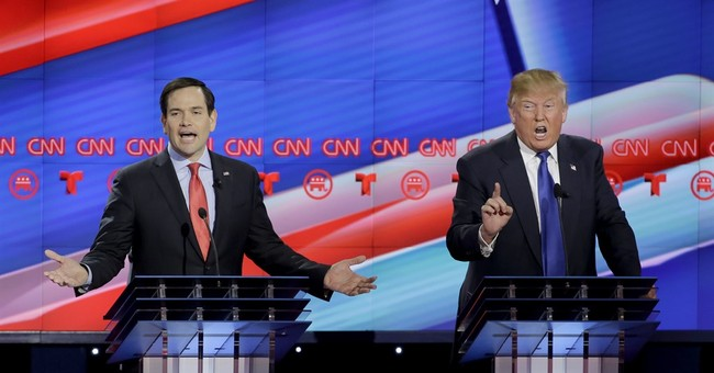 ZING: Rubio Traps Trump On Health Care