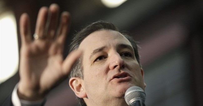 Polling Firm Asks If Ted Cruz Is the Zodiac Killer