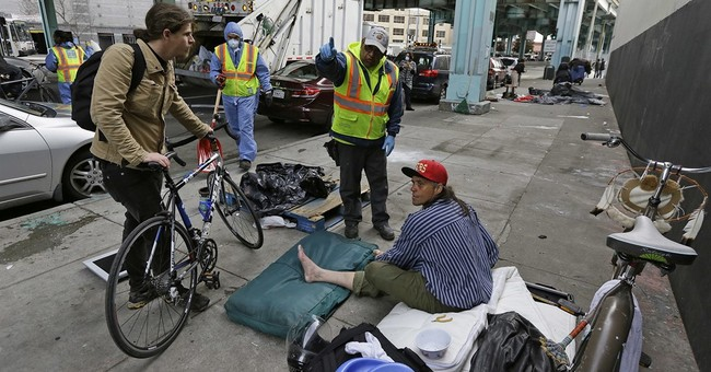 Trump Admin to Slap San Francisco With Environmental Citation Over Homelessness Problem