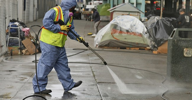 San Francisco Needs to Clean Up Its Act