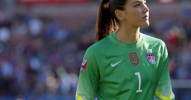 Did the Brazil Crowd Boo US Women's Soccer Goalie Because She Tweeted a Picture of Bug Spray?