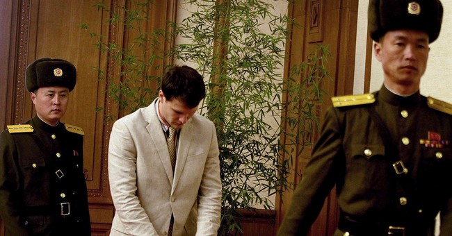 American student Otto Warmbier released by North Korea