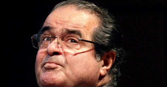 Justice Scalia's Greatest Dissent