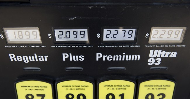 What's Up With Prices at the Pump and Why It Could Be A Good Sign