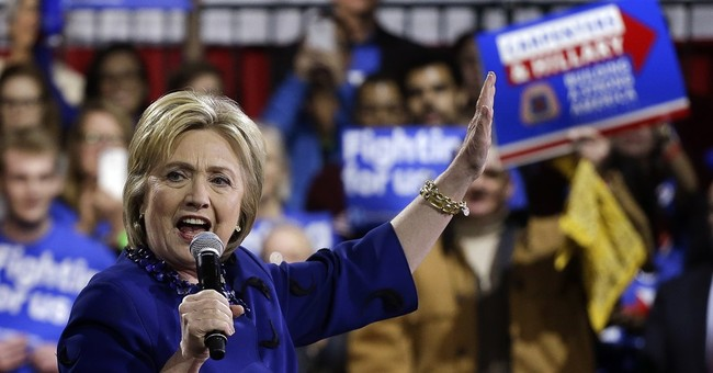 Bad News For Hillary: Dem Voters Not Showing Up to Polls