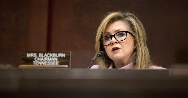 Blackburn: We're Going to Release Names of Lawmakers Who Used 'Hush Fund'