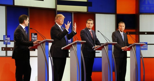 Fight Night: Rubio Brings Trump University Into The Fray; One Instructor Was A Manager At Buffalo Wild Wings