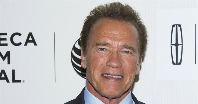 Would The Donald Govern Like Arnold?