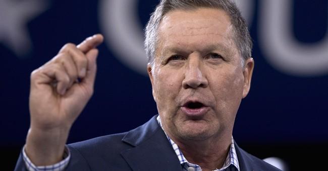 New Poll, Endorsements: Kasichmentum in Ohio?