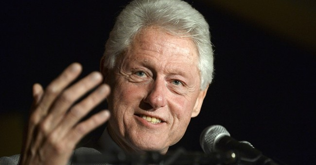 If Bill Clinton Becomes 'First Guy'