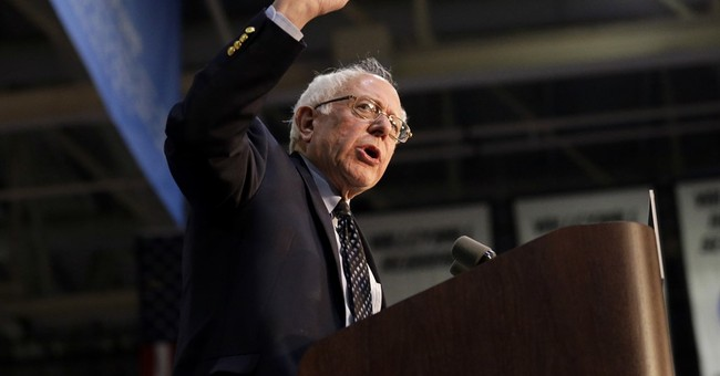 Bernie Sanders Takes Kansas