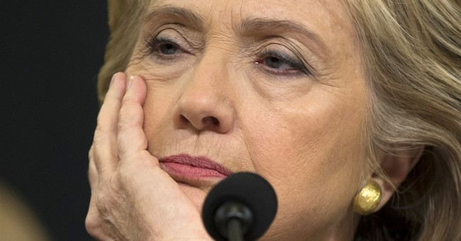 WaPo: Clinton Personally Wrote 104 Classified Emails, Contradicting Her Claims