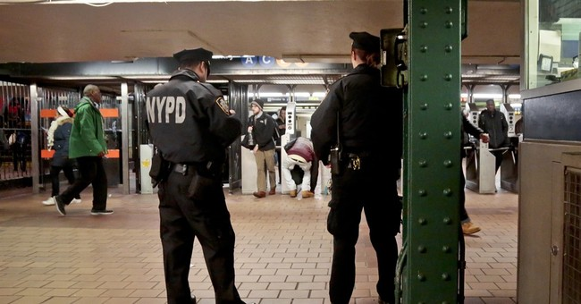 AOC Defends Anti-NYPD Protesters That Jump Turnstiles, Vandalize, and Hurl Obscenities at Police