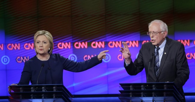 War of Words Escalates Between Clinton, Sanders