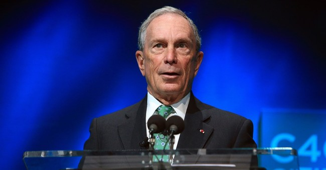 Bloomberg Officially Out for 2016