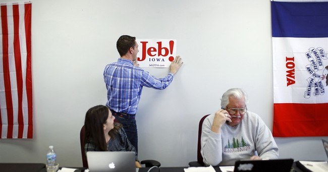 Ouch: Jeb's Image Tanks With Republican Voters - Especially Men