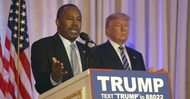 Ben Carson on Trump Insulting Hillary's Looks: 'I Wouldn't Do it'