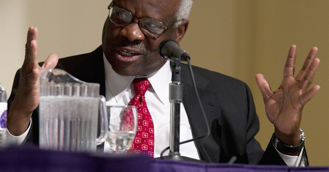 Justice Thomas: SCOTUS Refusal to Hear Pennsylvania Election Cases Is 'Inexplicable'