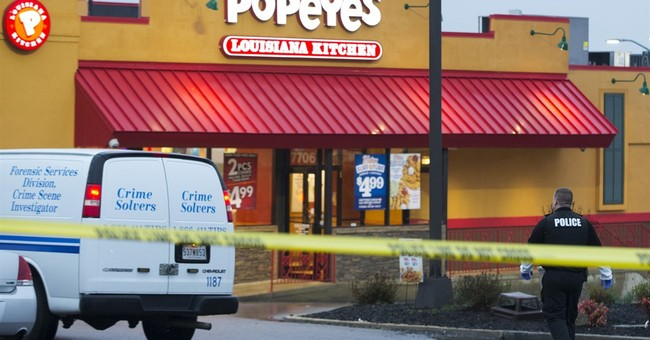 Man Stabbed to Death Over Popeyes Sandwich