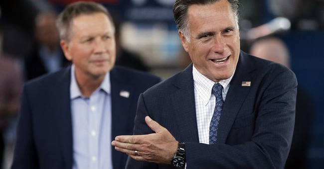 How Much Do Mitt & John Love Their Country?