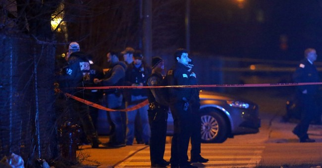 War Zone: Chicago Has The Bloodiest Start In Almost Two Decades