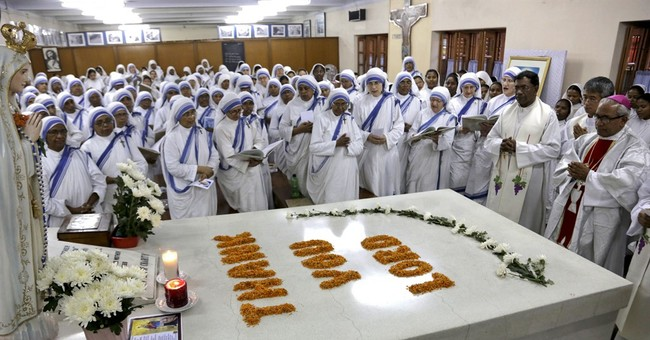 The Little Sisters of the Poor and the Fight for Freedom