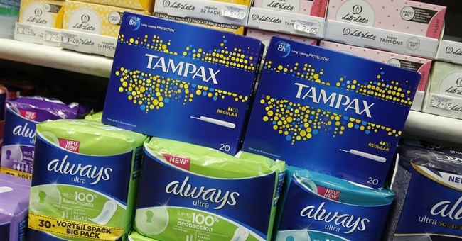 There's A Bipartisan Effort in Texas To Make Feminine Hygiene Products Tax-Free