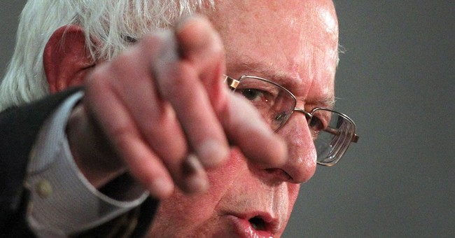 Bernie Sanders: The Police Should Handle Campus Rape Cases, Not Schools