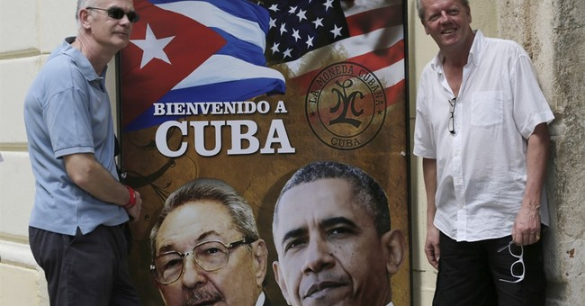 BREAKING: President Obama Has Arrived in Cuba; First President to Visit in 88 Years