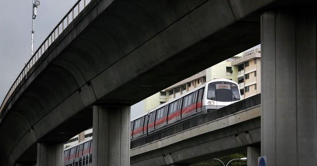 Mass Transit Is Making Gridlock Worse