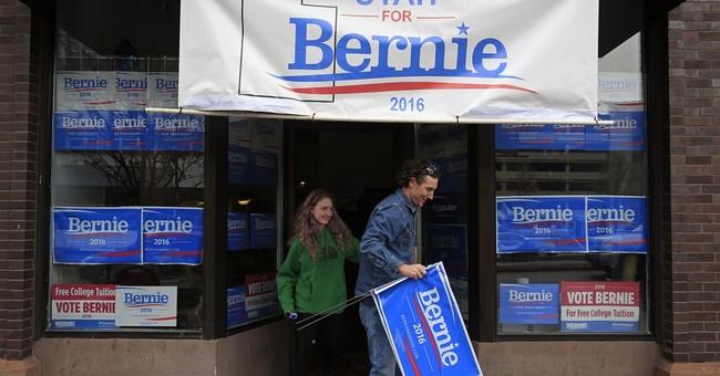 Mile-Long Line At Idaho Democratic Caucus Site
