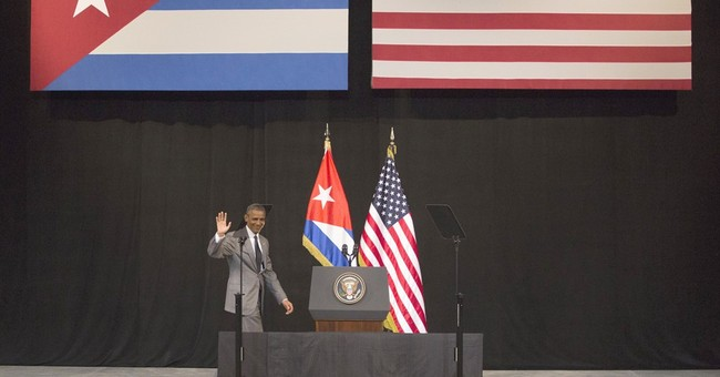 Obama Equates American and Cuban Revolutions