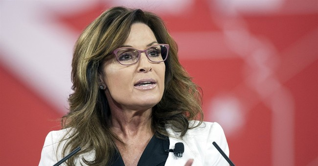 'Knock It Off': What Has Sarah Palin Peeved About How Media Are Reporting DC Protesters