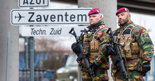 "Brussels Officials: We're Completely Overwhelmed With ""Impossible"" Situation of Terrorism"