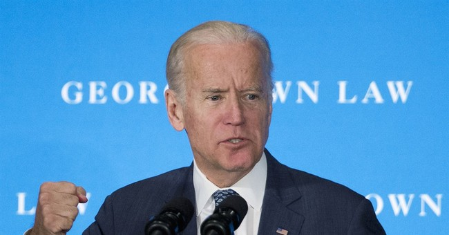 Biden Tries to Walk Back The Biden Rule, Fails