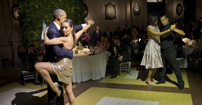 'Tremendous Mistake': MSNBC Slams Obama for Argentine Tango as Brussels Bleeds