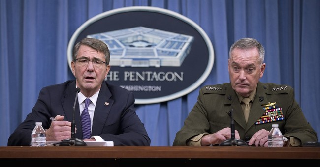 Pentagon Creates New 'ISIS' Service Medal