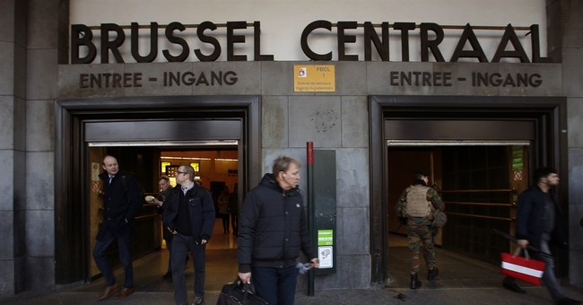 BREAKING: Explosion Reported In Brussels