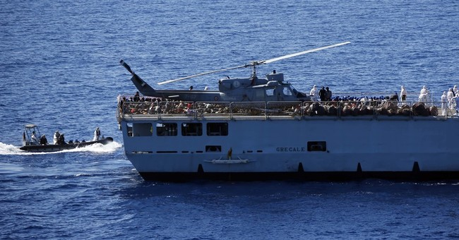 Survivors Fear 500 Refugees Are Dead in Mediterranean Sea Shipwreck