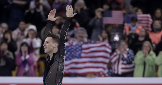 Gay Figure Skater Objects to Pence Leading Olympic Delegation