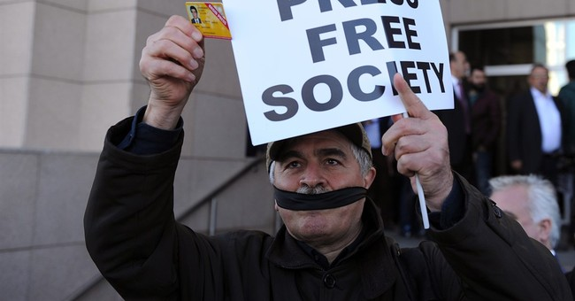 Press Freedom Around The World Continues Alarming Decline