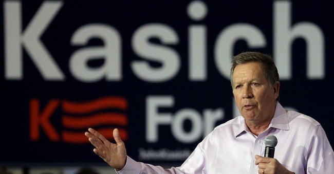 Kasich: Behavior Proves Fellow Candidates Are 'Not Worthy' of Presidency