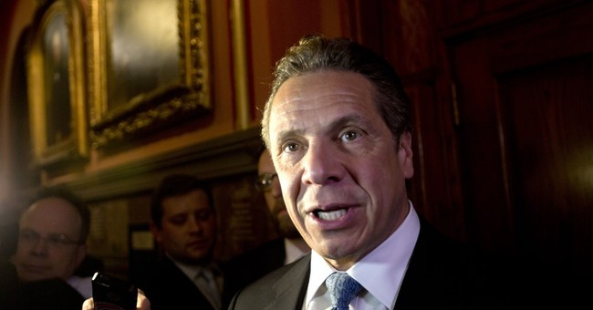 Gov. Andrew Cuomo Thinks the Election Has Caused a Social Crisis